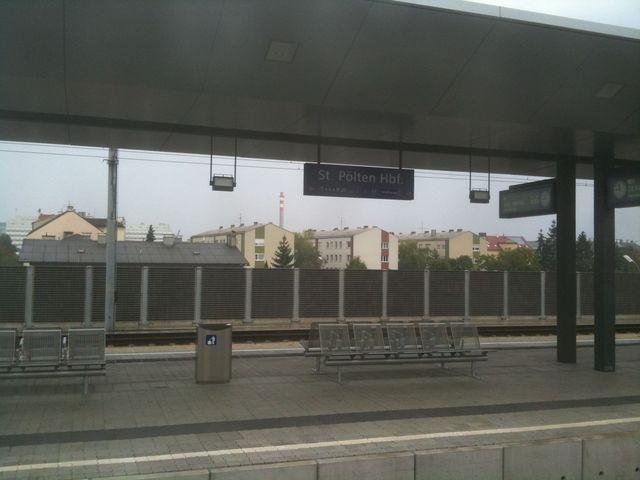 ウィーン 電車