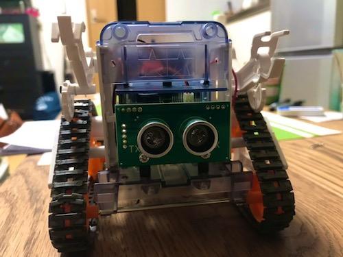 タミヤ ロボット